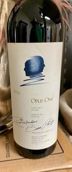 Opus One Wine 2016