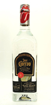 Jose Cuervo The Rolling Stones Silver Tequila