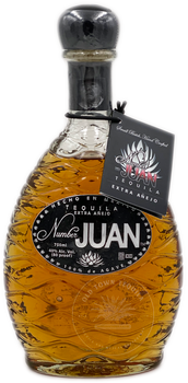 Number Juan Extra Anejo Tequila 750ml