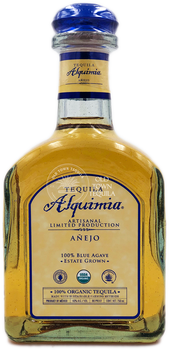 Alquimia Organic Anejo Tequila