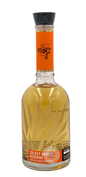 MILAGRO REPOSADO SELECT BARREL RESERVE 750ML