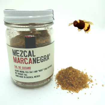 Marca Negra Agave Worm salts
