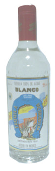 Herradura Blanco 92 Proof 750ml Round Bottle