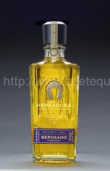 Herradura Colección de la Casa Cognac Cask Finish Reposado tequila