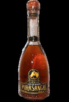 Purasangre 5 Anos Anejo Tequila (now Extra Anejo)