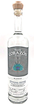 Corazón Artisanal Edition Blanco Tequila