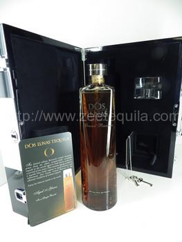 Dos Lunas Grand Reserve Extra Anejo Tequila