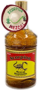 Scorpion Mezcal Reposado 750ml
