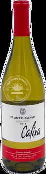 Monte Xanic 2018 Calixa Chardonnay