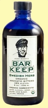 Bar Keep Swedish Organic Aromatic Bitters