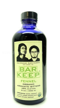 BAR KEEP ORGANIC FENNEL BITTERS