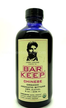 Bar Keep Chinese Organic Aromatic Bitters