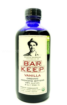 Bar Keep Organic Aromatic Bitters Vanilla