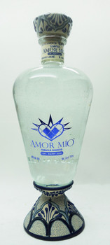 Amor Mio Silver Tequila 750ml