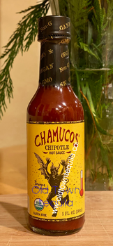 Chamucos Chipotle Hot Sauce