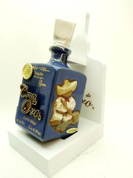 Cava de oro extra anejo special edition ceramic