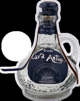 Cava Antigua Silver Tequila