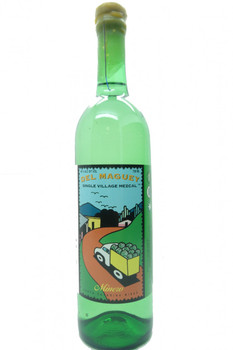 Del Maguey Single Village Mezcal Minero 750ml