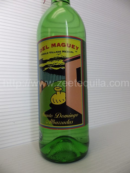 Del Maguey Single Village Mezcal Santo Domingo Albarradas 750ml