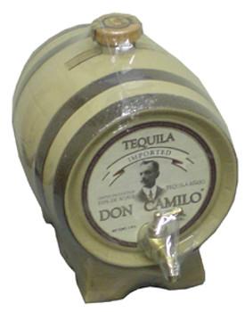 Don Camilo Anejo Ceramic Barrel 1.75L