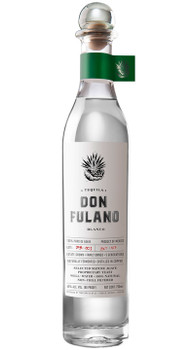 Don Fulano silver 80 proof