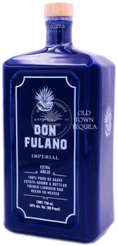 Don Fulano Imperial 5 years old Extra Anejo Tequila 750ml