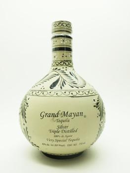 Grand Mayan blanco tequila
