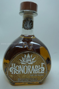 Honorable Anejo 750ml