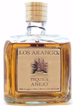Los Arango Kosher Anejo Tequila 750ml
