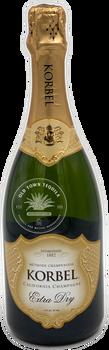 Korbel Extra Dry Champagne