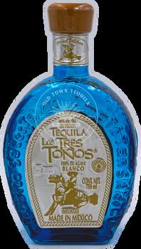 Los Tres Tonos Blanco Tequila