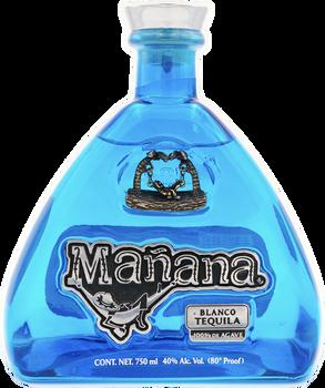 Manana Blanco Tequila 750ml