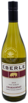 Eberle 2018 Paso Robles Estate Chardonnay