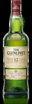 The Glenlivet 12 yr Single Malt 750ml
