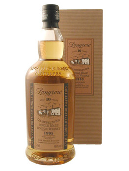 Longrow Campbeltown 10yr 750ml