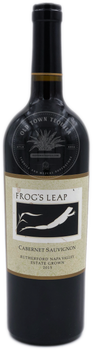 Frog's Leap Cabernet Sauvignon Rutherford Napa Valley 2015