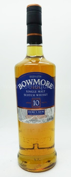 Bowmore Islay Dorus Mor 10 Years Scotch Whisky