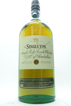 Singleton Single Malt 12yr Scotch Whisky Liter