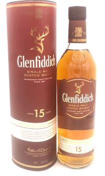 Glenfiddich 15 Years Unique Solera Reserve Single Malt