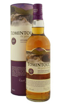 Tomintoul 10yr 750ml