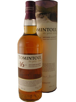 Tomintoul 16yr 750ml