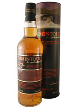 Tomintoul 27yr 750ml
