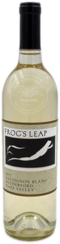 Frog's Leap 2017 Sauvignon Blanc Rutherford Napa Valley