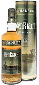 Benriach Scotch Maderia 15yr 750ml