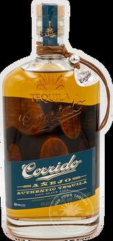 Corrido Anejo Tequila 750ml