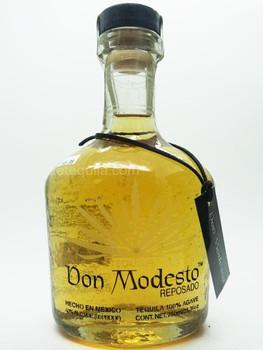 Don Modesto Reposado Tequila
