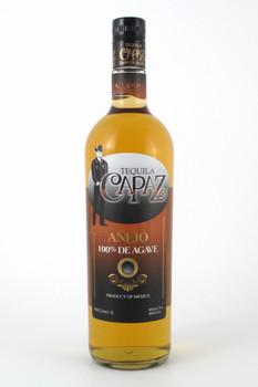 Tequila Capaz Anejo