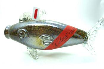 Calera Fish Chub Anejo tequila