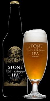 Stone Cali-Belgique IPA 22oz