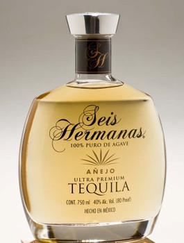 Seis Hermanas Anejo tequila